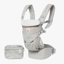 Ergobaby Omni 360 Baby Carrier-Pearl Grey
