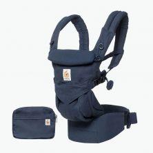 Ergobaby Omni 360 Baby Carrier-Midnight Blue