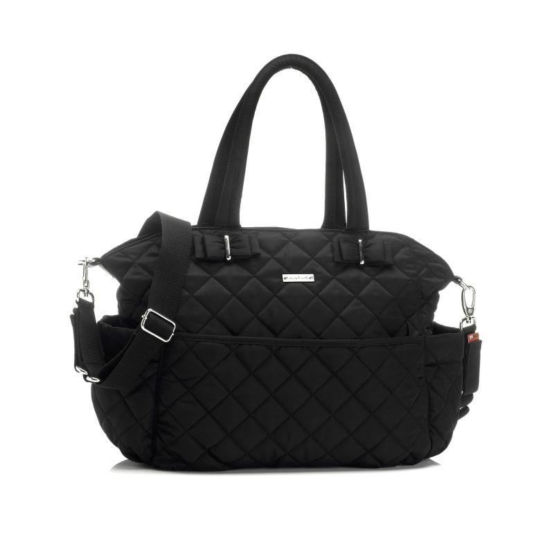 Storksak Bobby Nappy Changing Bag-Black (New)