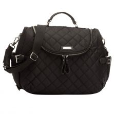Storksak Poppy Convertible Backpack-Black (New)