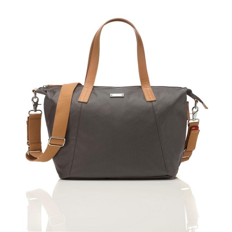 Storksak Noa Nappy Changing Bag-Grey (New)