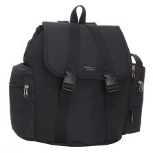 Storksak Backpack Travel Changing Bag-Black (New)