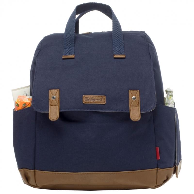 Babymel Robyn Navy Changing Bag-Navy (New)