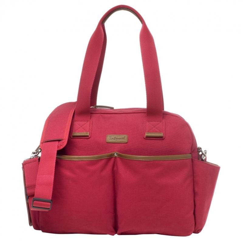 Babymel Jesse Changing Bag-Red (New)