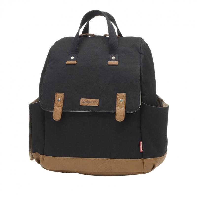 Babymel Robyn Navy Changing Bag-Black (New)