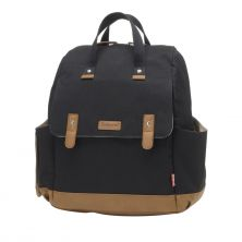 Babymel Robyn Navy Changing Bag-Black (New)