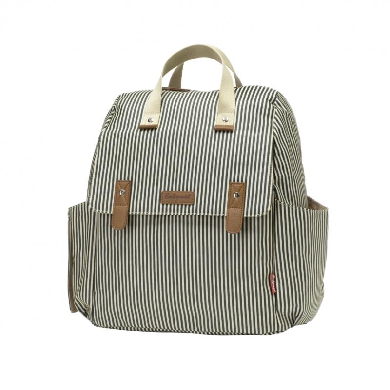 Babymel Robyn Navy Changing Bag-Navy Stripe (New)