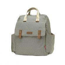 Babymel Robyn Changing Bag-Navy Stripe (New)