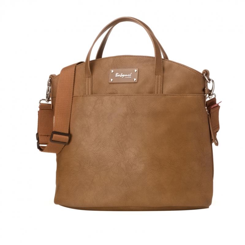 Babymel Grace Changing Bag-Tan (New)