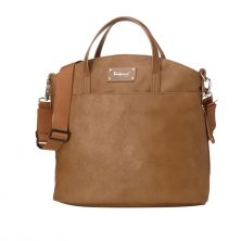 Babymel Grace Changing Bag-Tan (New)