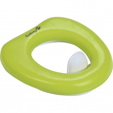 Safety 1st Toilet Trainer-Lime (NEW)