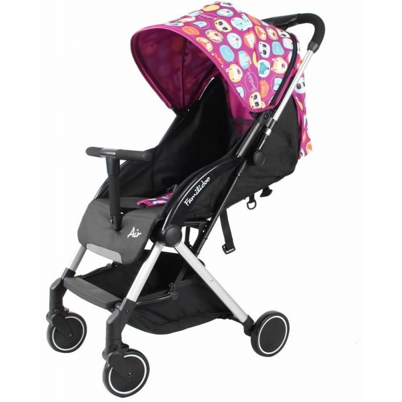 Familidoo Air Stroller-Pink Rabbit
