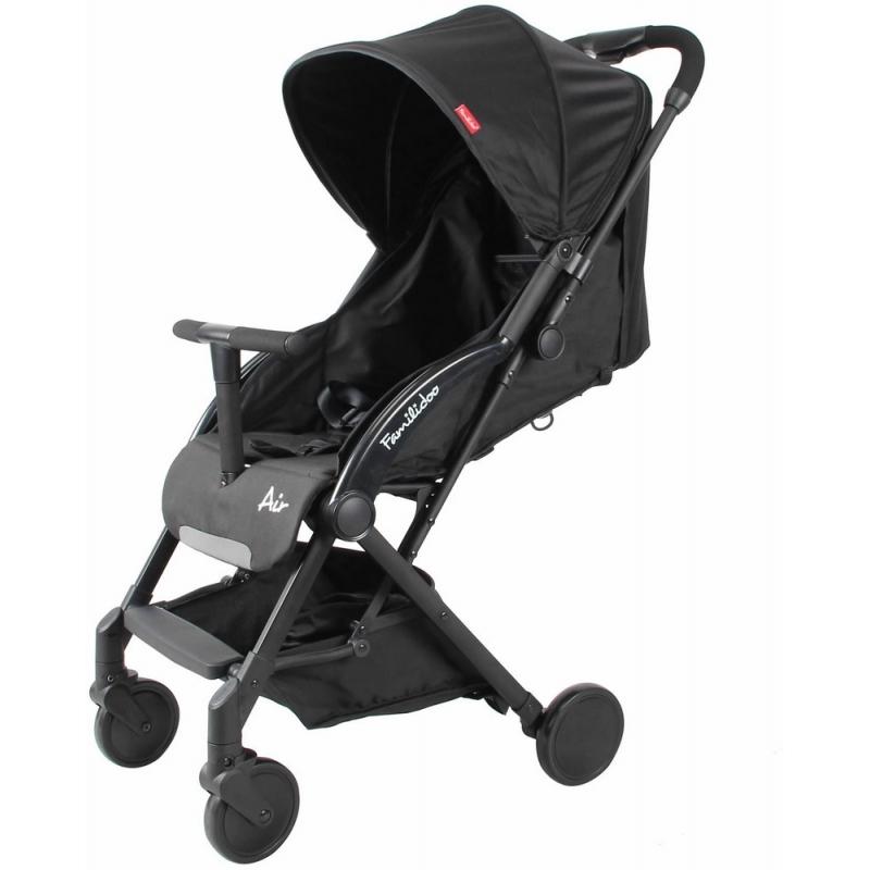 Familidoo Air Stroller-Black