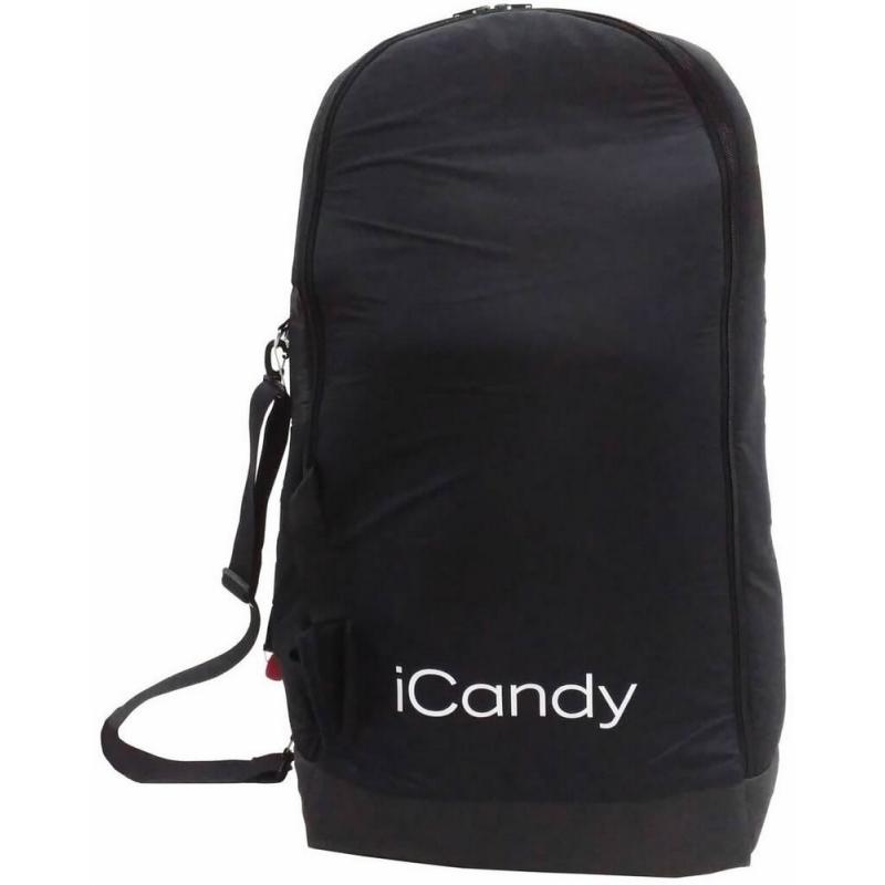 iCandy Raspberry Travel Bag