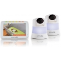 Summer Infant Wide View 2.0 Duo Digital Video Monitor (New)