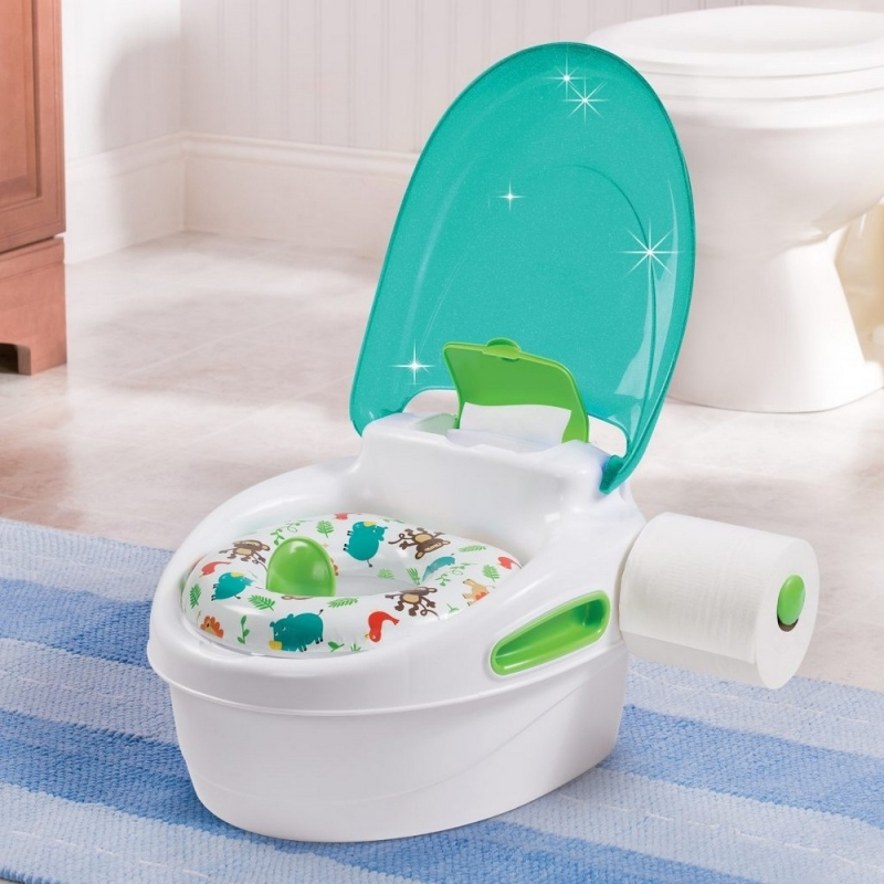 Summer Infant Step By Step Potty-Neutral (New)