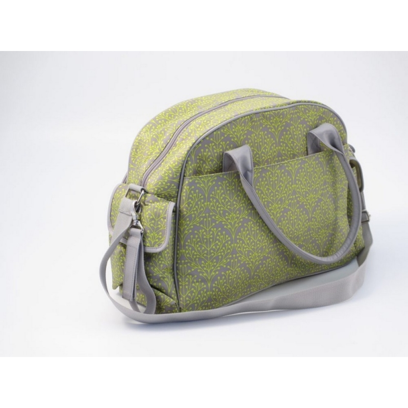 Summer Infant Changing Bag-Limestone Berry (New)