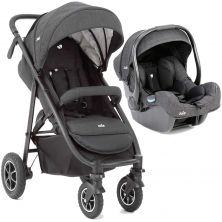 Joie Mytrax 2in1 I-Gemm Travel System-Pavement (New)