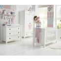 BabyStyle Marbella 3 Piece Room Set + Free Sprung Mattress Worth £79!