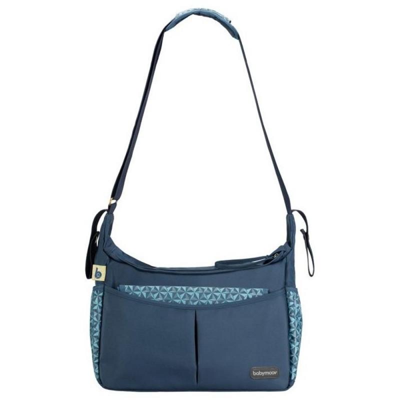 Babymoov Urban Changing Bag-Navy Blue