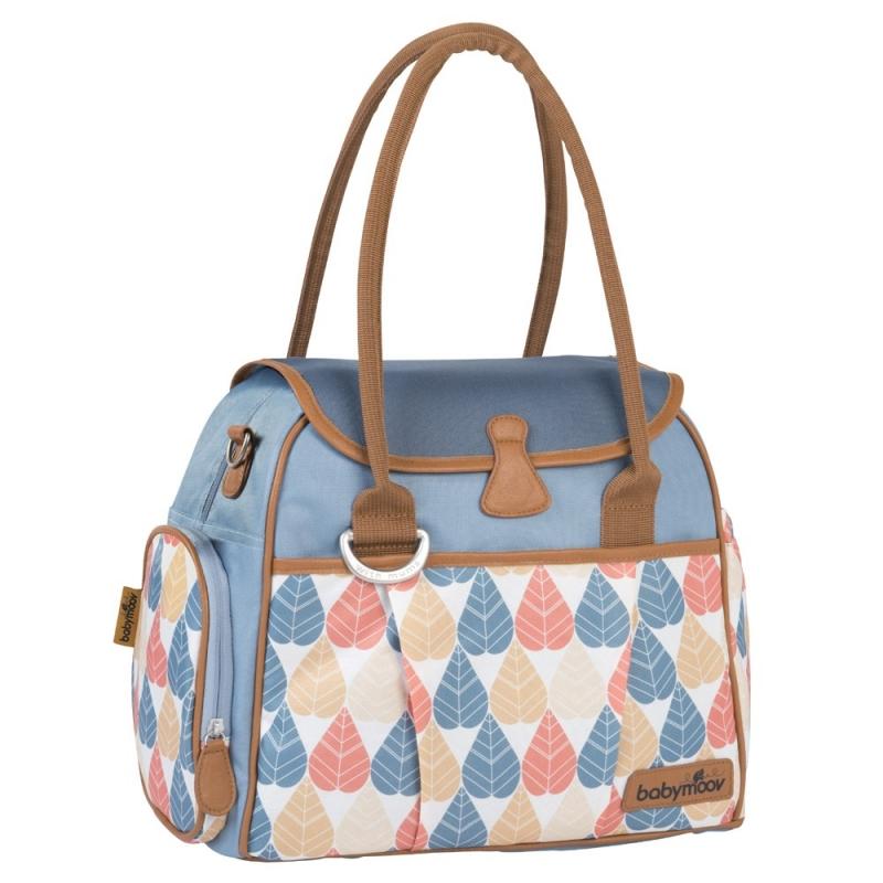 Babymoov Style Changing Bag-Petrol