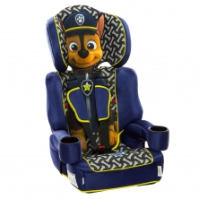Kids Embrace High Backed Booster 1/2/3 Car Seat-Paw Patrol Chase