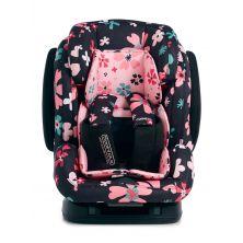 Cosatto Hug (5 Point Plus) 1/2/3 ISOFIX Car Seat-Paper Petals (New)