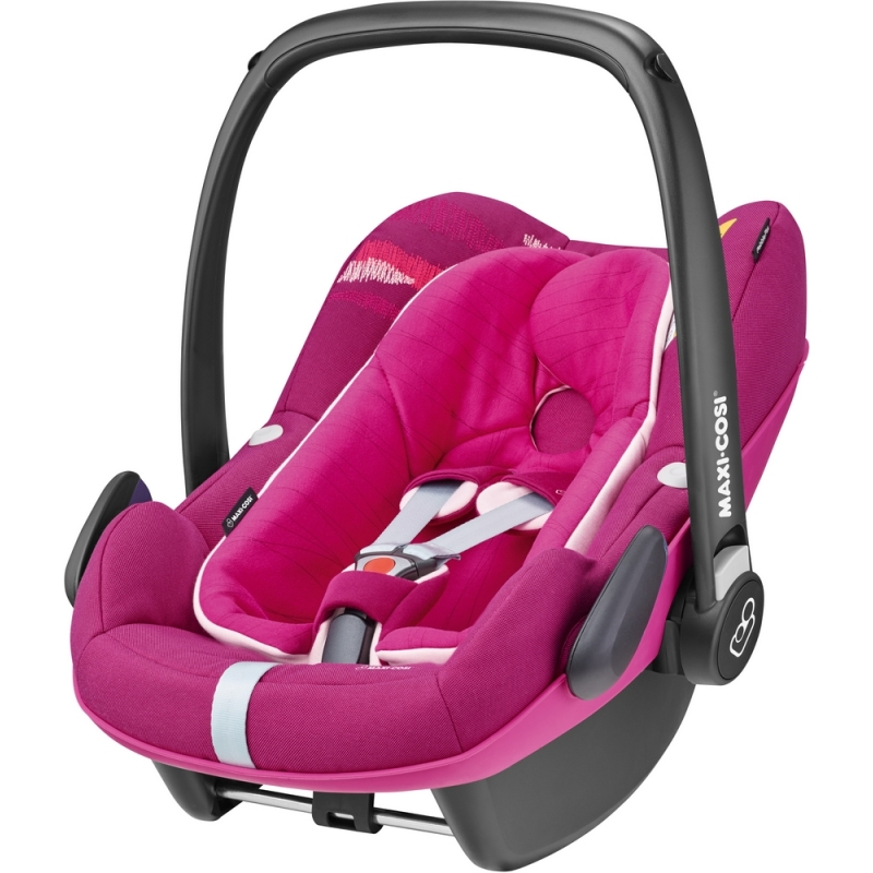 Maxi Cosi Pebble Plus Group 0+ Car Seat-Frequency Pink (NEW 2018)