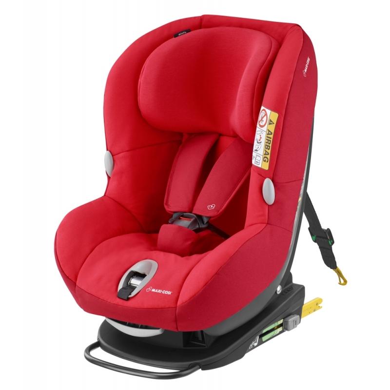 Maxi Cosi Milofix Group 0+/1 Car Seat-Vivid Red (NEW 2018)