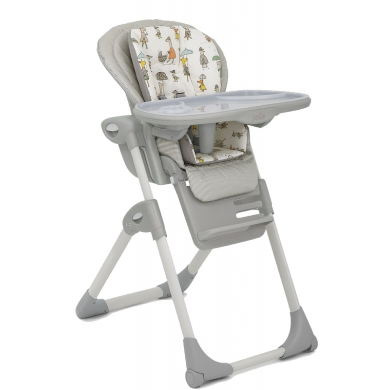 Joie Mimzy LX Highchair-In The Rain (New 2018)