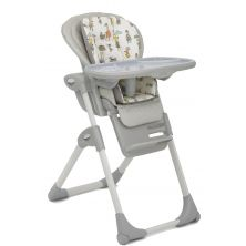 Joie Mimzy 2in1 Highchair-In The Rain (New 2018)