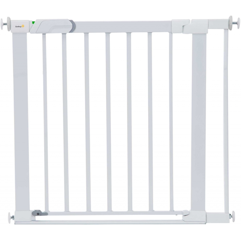 Safety 1st SecurTech Flat Step Metal Gate (New 2018)