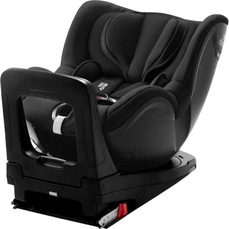 Britax Dualfix i-Size Group 0+/1 Car Seat-Cosmos Black (New)