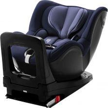 Britax Dualfix Family i-Size Group 0+/1 Car Seat & FOC Rear Facing Kit-Moonlight Blue