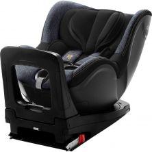 Britax Dualfix Family i-Size Group 0+/1 Car Seat-Blue Marble