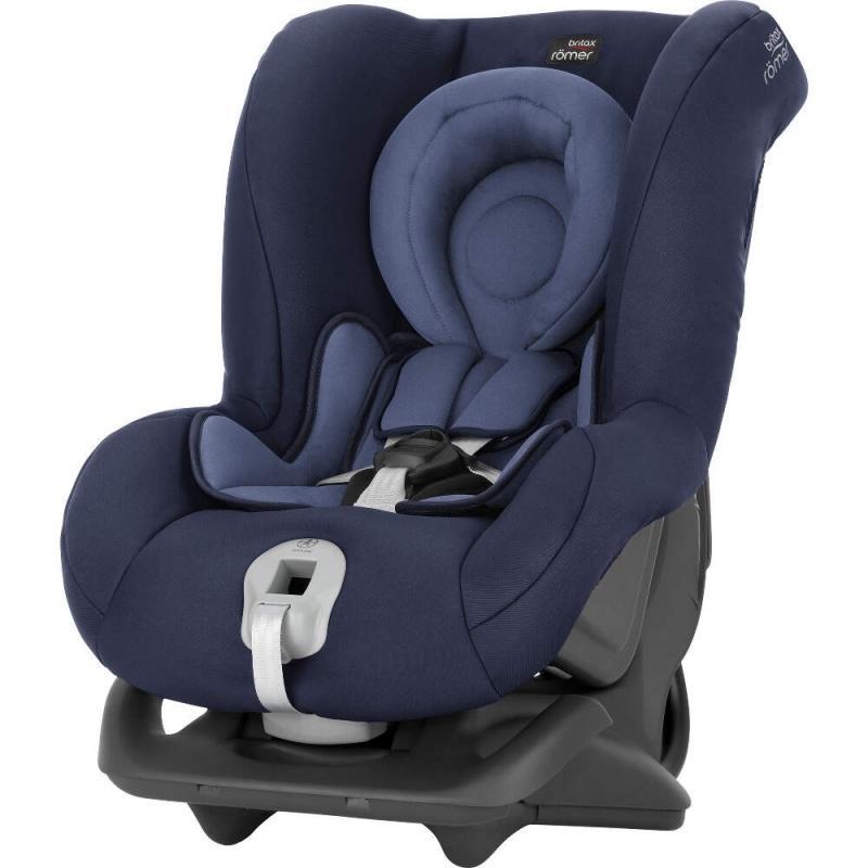 Britax First Class Plus Group 0+/1 Car Seat-Moonlight Blue (New)
