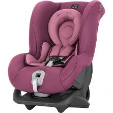 Britax First Class Plus Group 0+/1 Car Seat-Wine Rose (New)