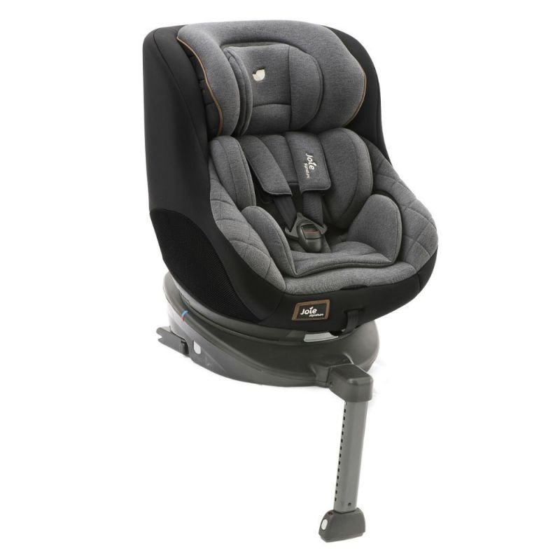 joie spin 360 0 1 isofix car seat signature noir new 2018. Black Bedroom Furniture Sets. Home Design Ideas