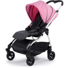 iCandy Raspberry Chrome Pushchair-Piccadilly Pink (New 2018)
