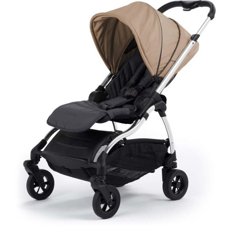 iCandy Raspberry Chrome Pushchair-Saville Row Sand (New 2018)