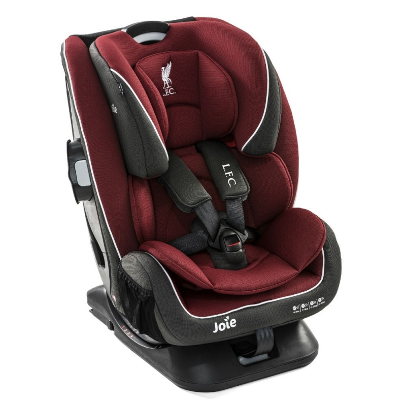 Joie Every Stage FX ISOFIX 0+/1/2/3 Car Seat-Liverpool FC (New 2018)