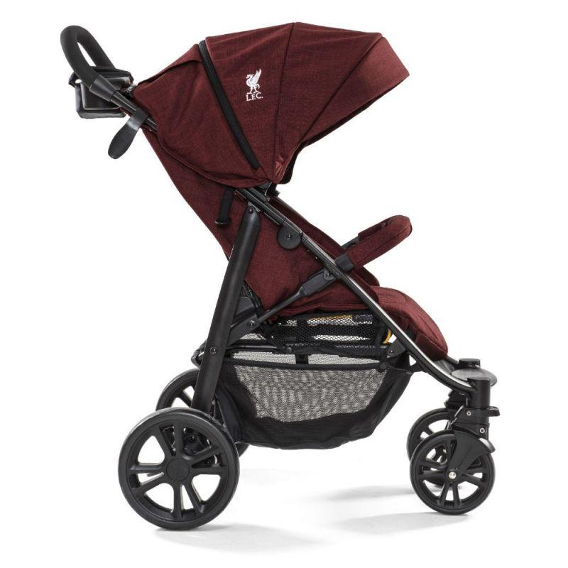 joie litetrax 4 stroller liverpool fc new 2018