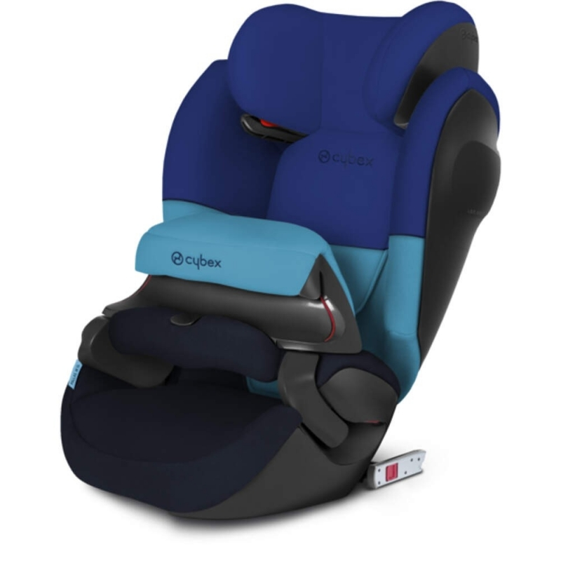 Cybex Pallas M-Fix SL Group 1/2/3 Car Seat-Blue Moon (New 2018)