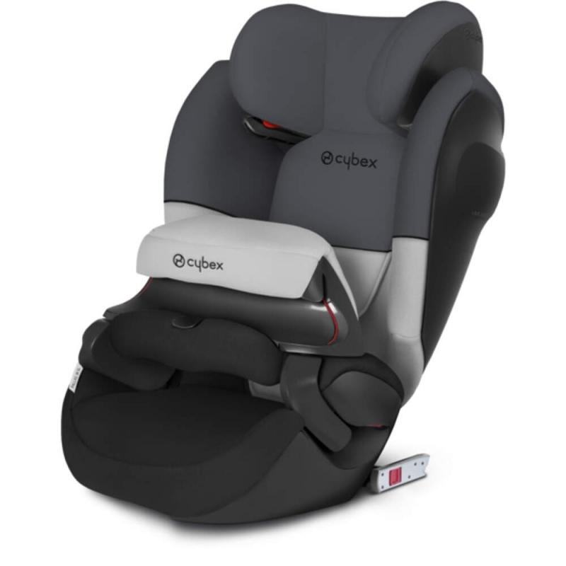 Cybex Pallas M-Fix SL Group 1/2/3 Car Seat-Gray Rabbit (New 2018)