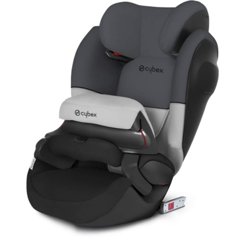 cybex pallas m fix sl group 1 2 3 car seat gray rabbit. Black Bedroom Furniture Sets. Home Design Ideas