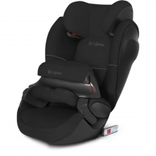 Cybex Pallas M-Fix SL Group 1/2/3 Car Seat-Pure Black