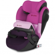 Cybex Pallas M-Fix SL Group 1/2/3 Car Seat-Purple Rain