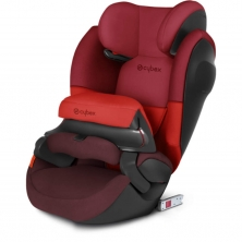 Cybex Pallas M-Fix SL Group 1/2/3 Car Seat-Rumba Red