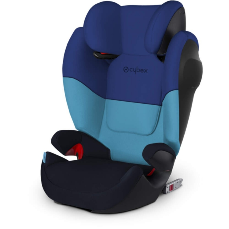 cybex solution m fix sl group 2 3 car seat blue moon new. Black Bedroom Furniture Sets. Home Design Ideas
