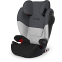 Cybex Solution M-Fix SL Group 2/3 Car Seat-Gray Rabbit (New 2018)